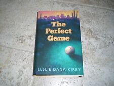The Perfect Game Hardcover (1st Ed. 9781464201752) Free Shipping!