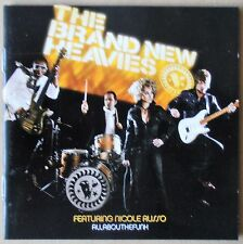 The Brand New Heavies feat. Nicole Russo - Allabouthefunk - CD wie neu