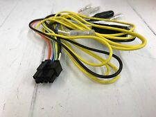 Alpine Pxa-H800 PxaH800 genuine wiring wire harness power lead plug loom