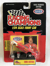 Toys & Hobbies Nhra Premier Edition 1:24 Mcdonalds Funny Car Racing Champions 1996 Big In Box Other Diecast Racing Cars
