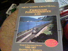 New York Central Through PassengerService in color Vol. 2 by Geoffrey H. Doughty