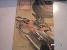 **d Gazette des armes n°52 Fusil Mitrailleur Chauchat / Korth 22 LR