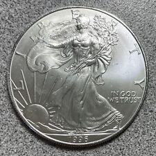 1996 Silver American Eagle Coin FILLER