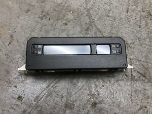 2005 Suzuki Aerio Digital Clock Display OEM 3387