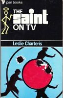 The Saint on TV by Charteris, Leslie Paperback Book The Fast Free Shipping