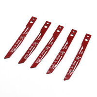 5Pcs Jig Saw Blade Set Used For Jig Saw Metal Aluminum PVC Plastic Wood Blades