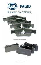 For Mercedes C216 CL550 W221 S SL Class Front & Rear Brake Pad Sets Hella Pagid