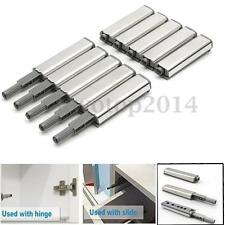 10PCS Cabinet Drawer Cupboard Push To Open System Door Damper Buffer Push Catch