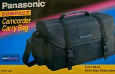 Panasonic COMPACT Camcorder Carry Bag, for camcorders cameras and accessories