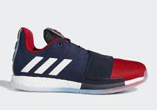 🏀 Adidas Harden Vol. 3 Rockets 90s Warhawk Red Blue White Gym G54024 Size 15