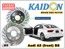 """AUDI A5 disc rotor KAIDON (front) type """"BS"""" spec"""