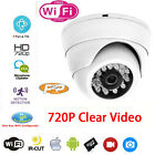 HD 720p Wireless IP PTZ WiFi Camera Security CCTV Night Vision iPhone Android PC