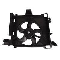 For Smart Fortwo 07-15 Radiator Condenser Cooling Fan Motor Assembly 0002009323