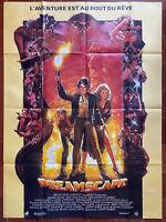 Plakat Dreamscape Joseph Ruben Dennis Quaid - Kate Capshaw 120x160cm