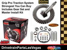 Grip Pro Posi GM Chevrolet 8.6 30 Spline 3.73 Performance Gears Timken Pro Pack