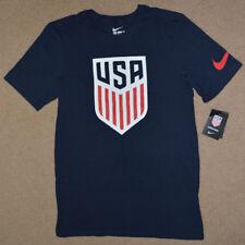 Nike Men's Usa Crest T-Shirt Navy 742173-451