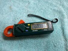 Extech 380947 True Rms Acdc Mini Clamp Meter 400vacdc 400aacdc