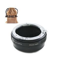 Pentax K PK mount DA AF lens to Sony NEX E mount adapter NEX-5 3 A6000 A7R II A7