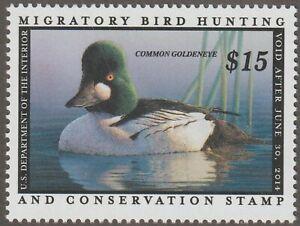 Scott# RW80 Federal Duck Stamp VF MNH