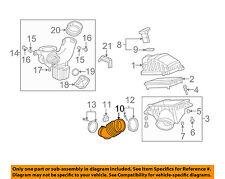 Acura HONDA OEM 07-09 MDX Air Cleaner Intake-Tube Duct Hose 17228RYEA00