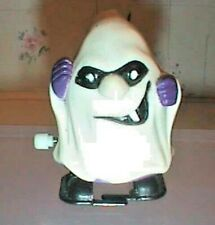 Wind-Up Walking Ghost 2 1/2 Inches Tall  Cute for Halloween