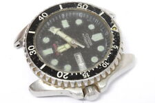 Citizen 4-824164Y automatic Diver watch for repairs or parts               -8786