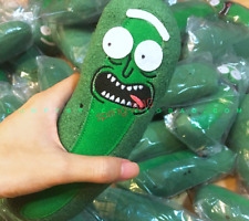 8'' Rick and Morty Pickle Rick Stuffed Plush Toy Cute Doll Gift