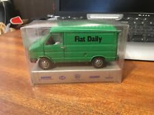 Oldcars (Italy) 1/43 Scale Iveco Fiat Daily Panel Van - Green - Boxed