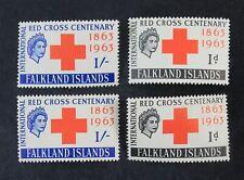 Ckstamps: Gb Stamps Collection Falkland Island Scott#147-148 1Nh Og Set 1H Set