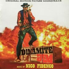 NICO FIDENCO - DINAMITE JIM -spaghetti Western Soundtrack CD