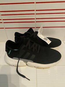 Adidas POD-S3.1 W Core Black/Maroon Women's [CG6183] Originals, New Size US 8.5