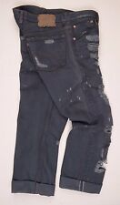 VTG Men's Levi's 501xx jeans W32 DENIM Strauss Made in USA Distressed Limited