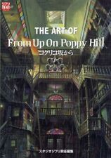 The art of From Up On Poppy Hill