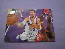 Brad Miller Upper Deck Card