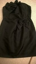 OASIS Womens Evening Cocktail Party Prom Dress Size 12 Black WORN ONCE