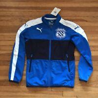 Puma Youth M warm Up Jacket Soccer Msrp $60
