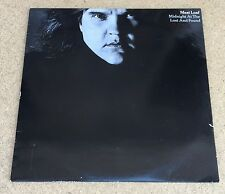 MEAT LOAF Midnight At The Lost & Found 1983 UK Vinyl LP EXCELLENT CONDITION  A