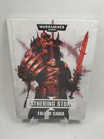 Warhammer 40k Gathering Storm I Fall of Cadia Hardcover