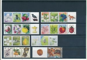 D192539 Slovenia Nice selection of MNH stamps