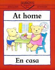 At Home/La Casa (Bilingual First Books, English-Spanish) by Clare Beaton