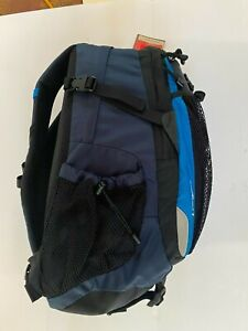 NEW WITH TAGS The North Face Recon Backpack Blue Black