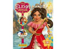 album vide Panini Elena d'Avalor, Disney neuf