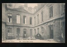 France PARIS French Mint Money Hotel Monnaies Mint #10 Laverdy c1900/20s? PPC