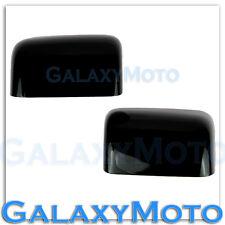 08-16 Ford Super Duty F250+F350+F450+Factory Gloss Black Top Half Mirror Cover