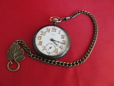 SELTENE ANTIKE ETERNA TASCHENUHR  POCKET WATCH