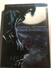 Underworld (2-Disc 2004 DVD/Widescreen) Collector edition/comic-book included