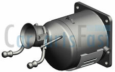 PT6019T Catalytic Converter PEUGEOT 307 2.0HDi 110bhp (DW10ATED eng) 9/02-12/05