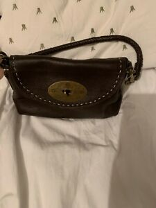 mulberry used leather bags