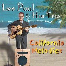 Les Paul, Les Paul & His Trio - California Melodies [CD]