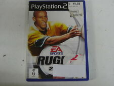 PS2 GAME RUGBY 2004